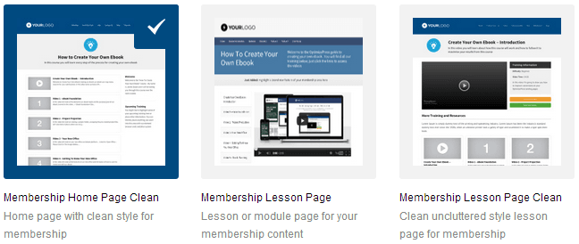 How To Create Your Optimizepress 2 0 Membership Site In 5